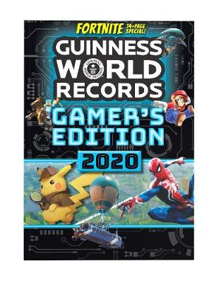 GUINNESS WORLD RECORDS GAMERS ED 2020