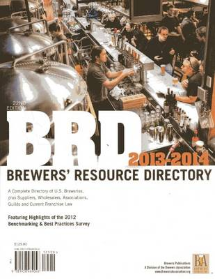 BRD BREWERS RESOURCE DIRECTORY