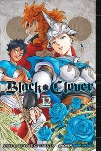 BLACK CLOVER VOL. 12