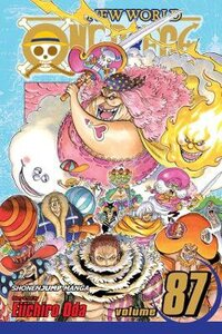 ONE PIECE VOL. 87