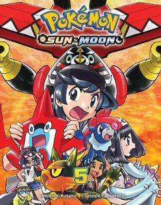 POKEMON SUN & MOON VOL. 5