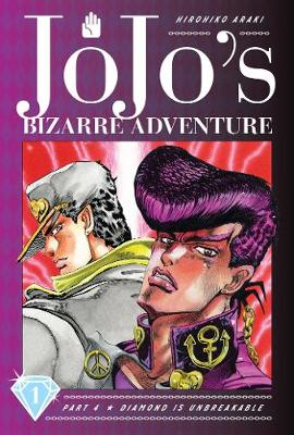 JOJOS BIZARRE ADVENTURE: PART 4 VOL. 1