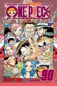 ONE PIECE VOL. 90