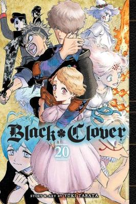 BLACK CLOVER VOL. 20