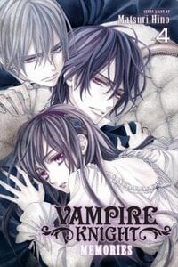 VAMPIRE KNIGHT: MEMORIES VOL. 4