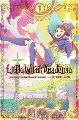LITTLE WITCH ACADEMIA VOL. 1 (MANGA)