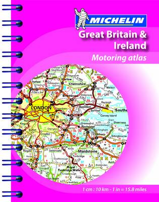 MINI GREAT BRITAIN & IRELAND ATLAS