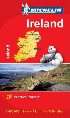 IRELAND MINI MINI MAP