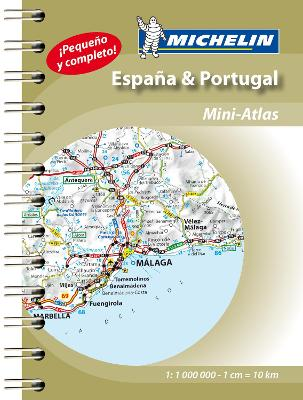 MINI SPAIN & PORTUGAL 2015 ATLAS