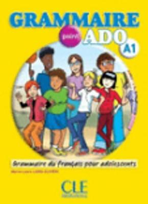 Grammaire Ado Livre and CD Audio