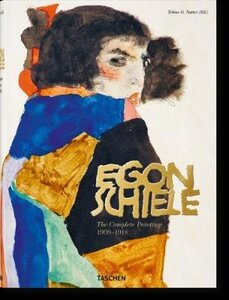 EGON SCHIELE: COMPLETE PAINTINGS, 1908-1