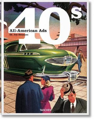 All-American Ads of the 40s  large