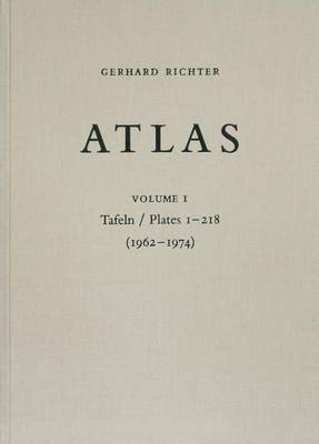 GERHARD RICHTER: ATLAS VOL.I-IV