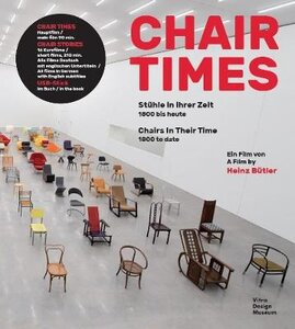CHAIR TIMES: A HISTORY OF SEATING