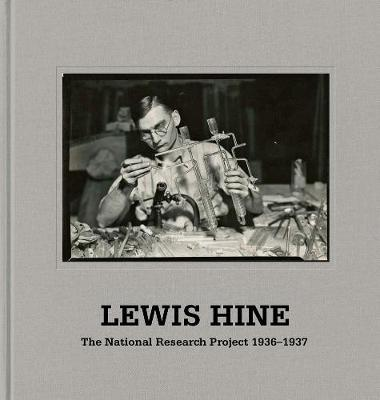 LEWIS HINE: THE NATIONAL RESEARCH PROJEC