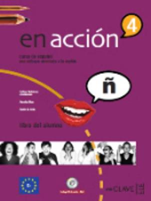 EN ACCION 4 ALUMNO (+ AUDIO CD)