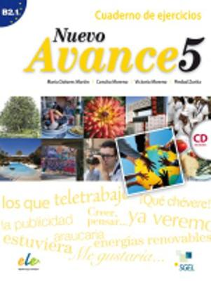 Nuevo Avance 5 Exercises Book with Audio CD