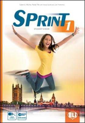 SPRINT 1 SB (+ DOWNLOADABLE STUDENTS DI