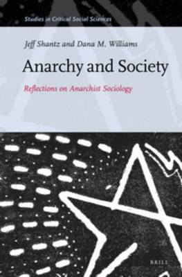ANARCHY & SOCIETY
