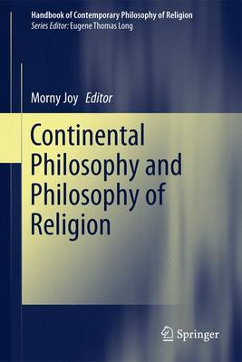 CONTINENTAL PHILOSOPHY AND PHILOSOPHY OF