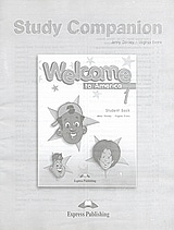 WELCOME TO AMERICA 1 STUDY COMPANION
