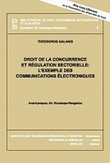DROIT DE LA CONCURRENCE ET REGULATION SE