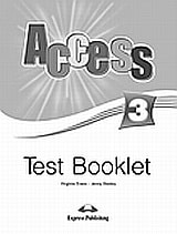 Access 3: Test Booklet