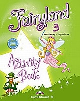 Fairyland 3: Activity Book