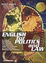 English for Politics and Law