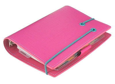 Organizer Filofax Apex Pocket Ροζ