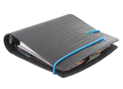 Organizer Filofax Apex Pocket Σκούρο Γκρι